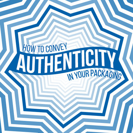 How to Convey Authenticity