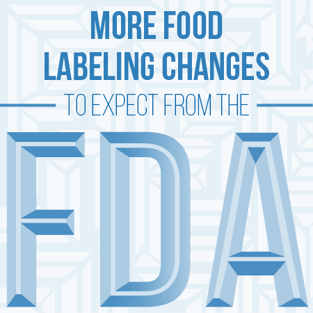 Food Labeling Changes